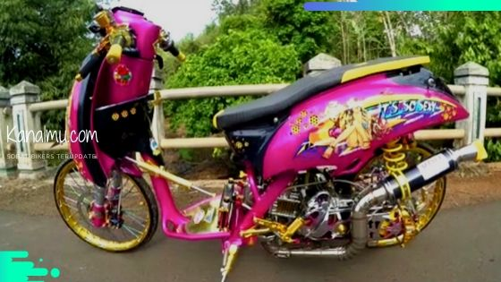 modif matic scoopy