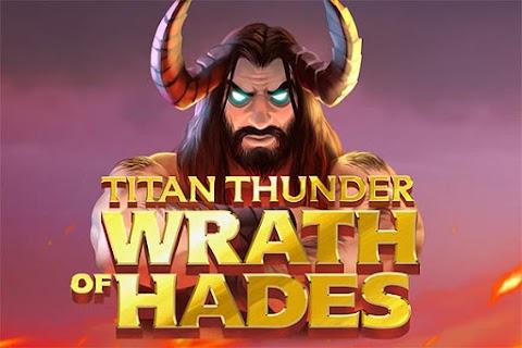 Main Slot Gratis Titan Thunder: Wrath of Hades (Quickspin) | 96.25% RTP