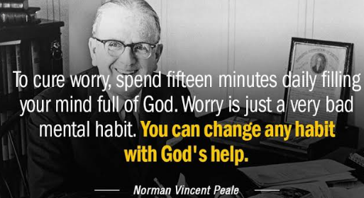 51+ Norman Vincent Peale Quotes Saying on Power of Positivity