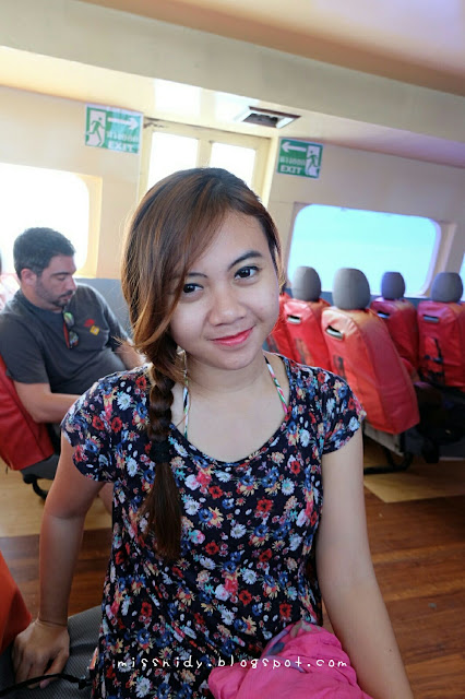 ferry from krabi to phiphi island