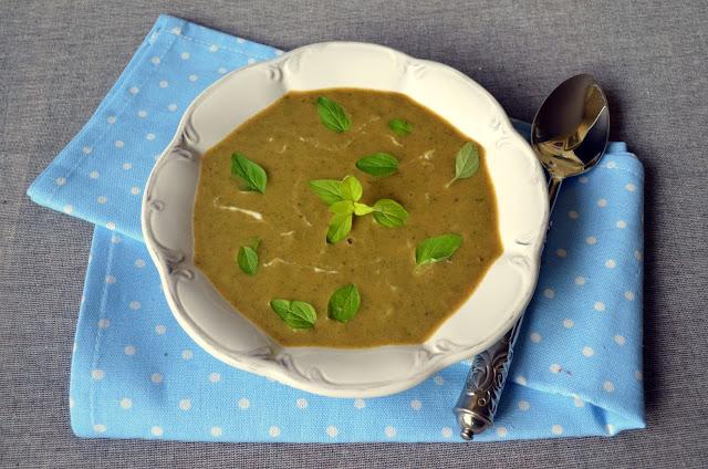 zupa+z+botwiny1 Zupa z sałaty i botwiny