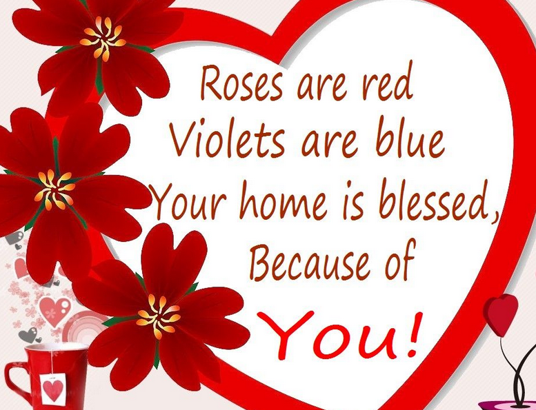 Happy Valentines Day Wishes Greeting Messages – Valentines Messages for Cards