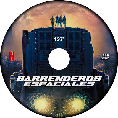 Barrenderos espaciales - [2021]
