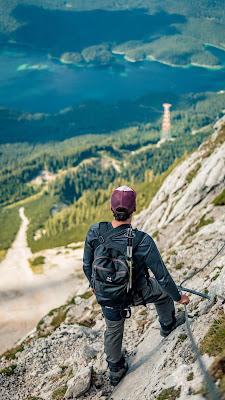 Höllentalklamm - Riffelscharte - Eibsee | Wandern in Garmisch-Partenkirchen 12