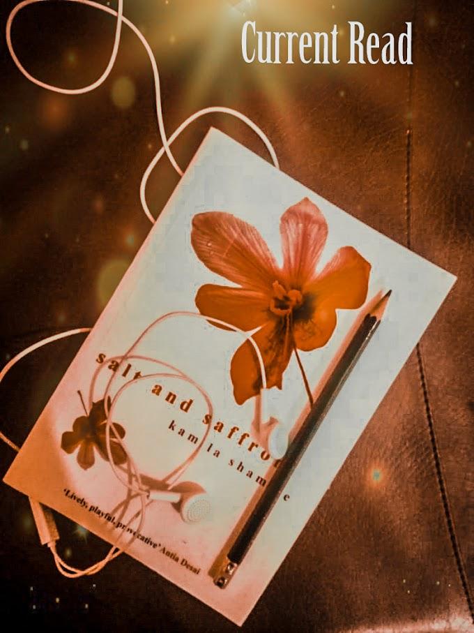 Book Review: Salt and Saffron by Kamila Shamsie