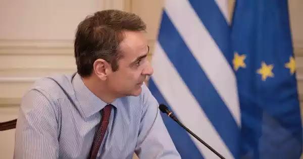 Ο Μητσοτάκης κολακεύει τον ΟΗΕ (στρατό κατοχής αρχικά ) που δεν έχει σταματήσει κανέναν πολεμο 75 χρονιά!