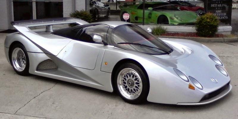 1995 Lotec C1000 Mercedes Benz