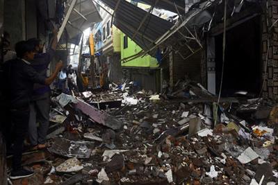 ahmedabad blast