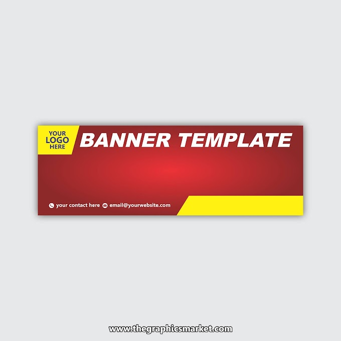 Web Banner Template   Free Download