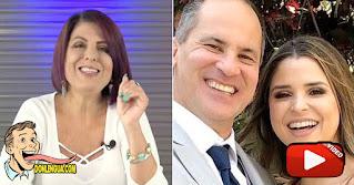 Patricia Poleo acusa de extorsión a la esposa de Omar Vizquel