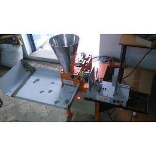 Semi-Automatic Slipper Making Machine 15 Ton