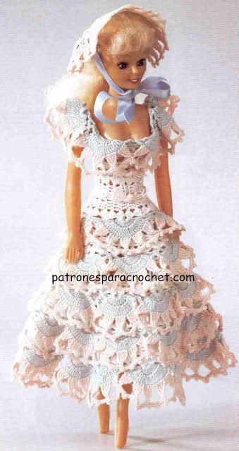 vestido-crochet-para-muñeca-barbie