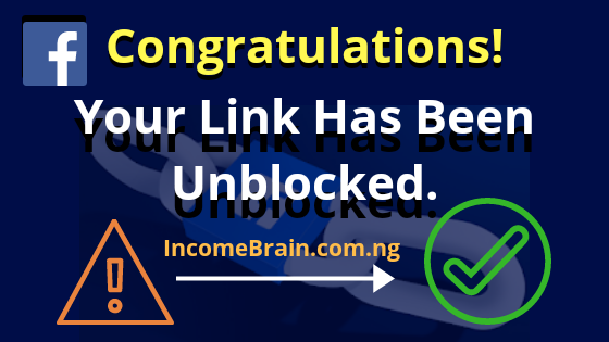 Unblock Website Link URL Blocked By Facebook Yourself (Step By Step With Video Tutorial)