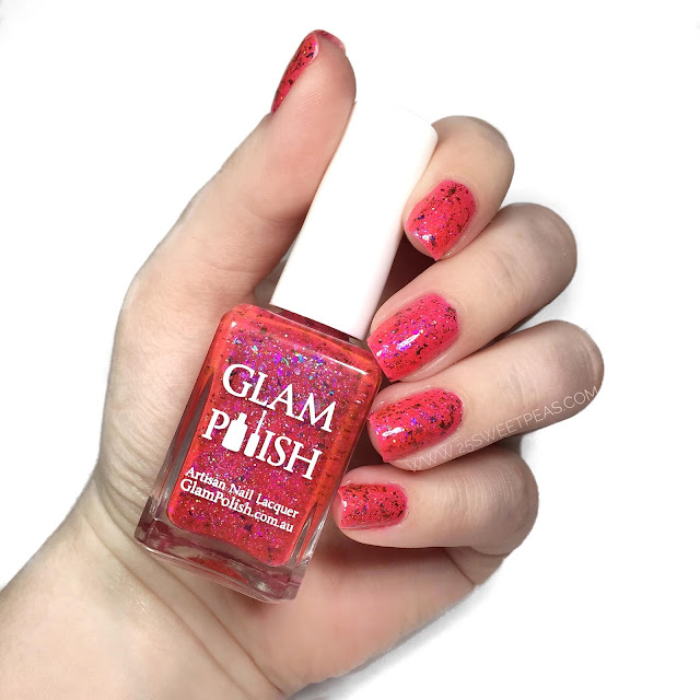 Glam Polish Tropic Like Its Hot