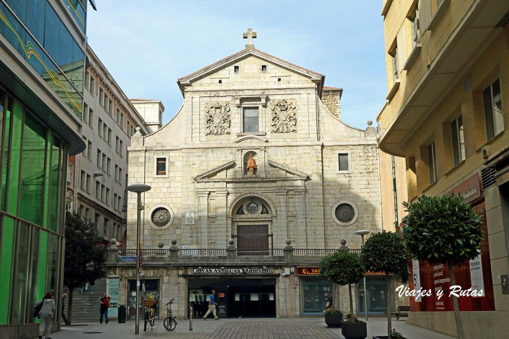 Iglesia de la Anunciación de Santander