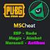 PUBG Steam MSC Cheat