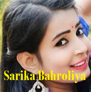 Sarika Bahroliya | 'Gudiya Ki Shadi' Serial Cast, Story, Timings, Wiki And TV, Character Real Name, Pics, Images | AllBioWiki