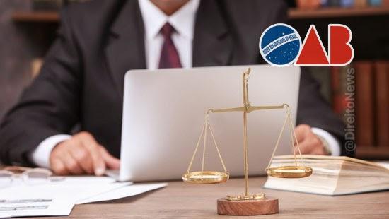 oab advogados redes sociais comerciais vetados