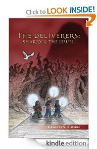Book Review: Deliverers: Sharky and the Jewel by Gregory S. Slomba