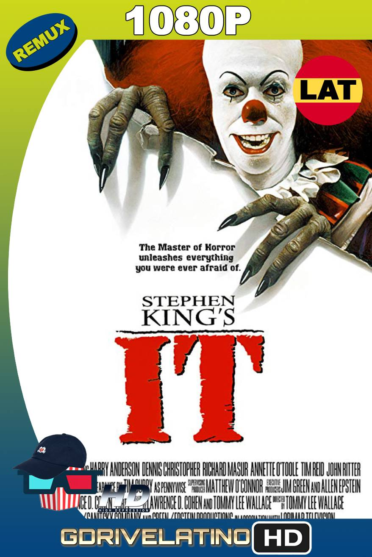 It (Eso) Stephen King (1990) BDREMUX 1080p Latino-Ingles MKV