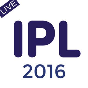 IPL 2016 App
