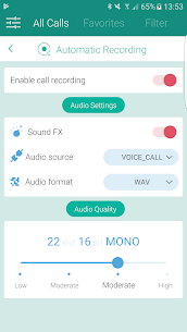 Call Recorder S9 – Automatic Call Recorder Pro Apk v10.0