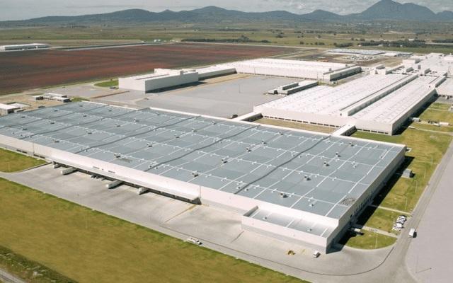 Audi - fábrica em San Jose Chiapa - México
