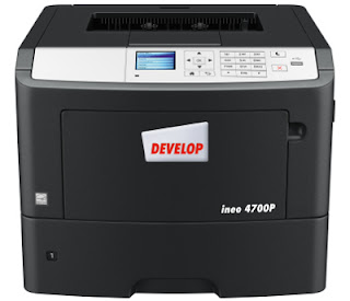 Develop ineo 4700P Driver Download