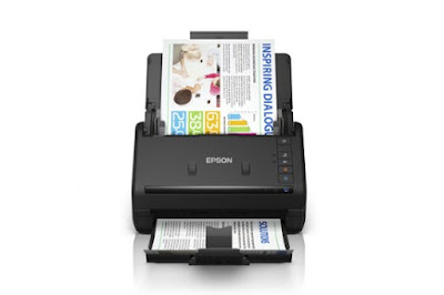 Epson WorkForce ES-400 Review - Free Download Driver