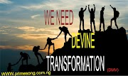 WE NEED YOU TO TRANSFORM US - DMV