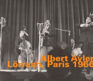 Albert Ayler, Lörrach/Paris 1966