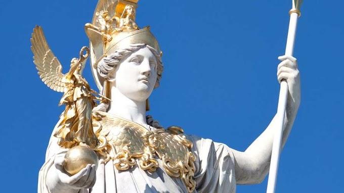 Atena (Minerva) - Deusa Grega da Sabedoria e da Guerra
