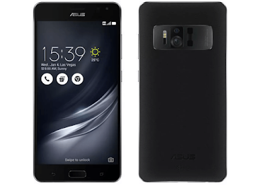Asus Zenfone AR: The First Augmented Reality Smartphone
