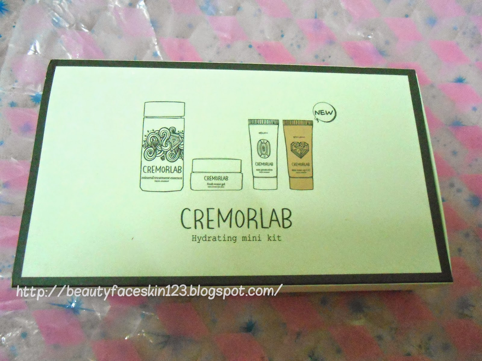 CREMORLAB HYDRATING KIT