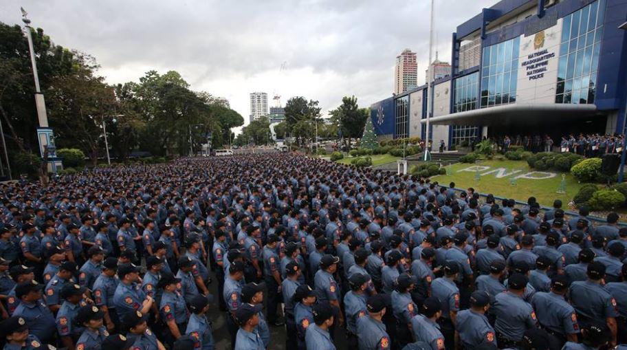 NAPOLCOM hiring 17,314 new policemen in 2021