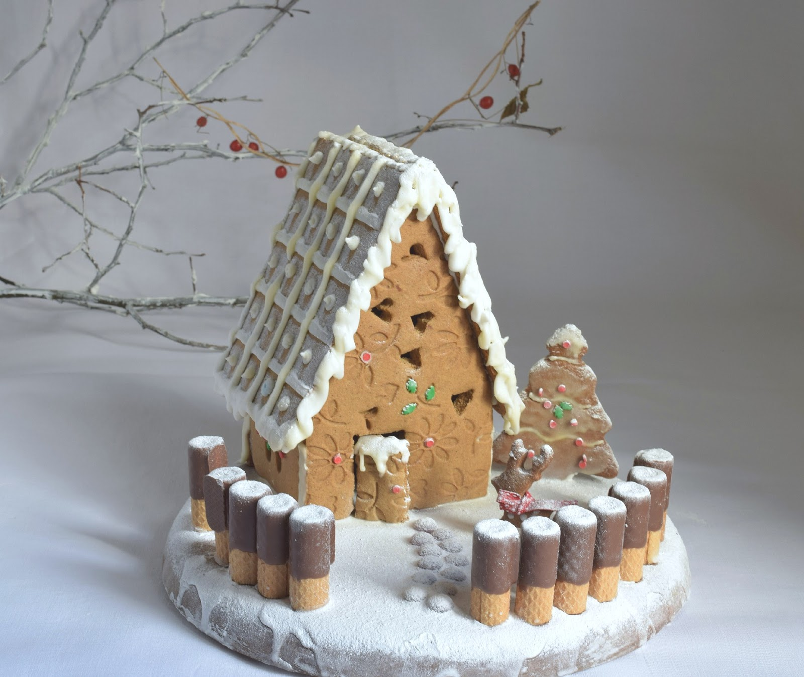 Gingerbread House - A Kingdom For A Cake