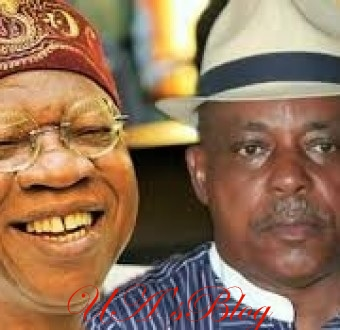 LOOTERS LIST | PDP Chairman Sues Lai Mohammed For N1.5 Billion