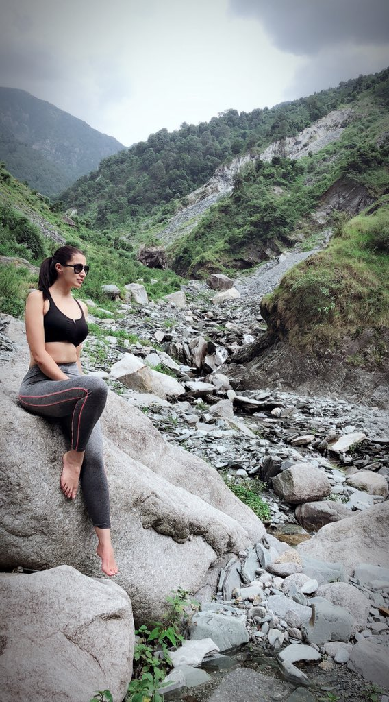 Actress LaxmiRaai Latest HD Images