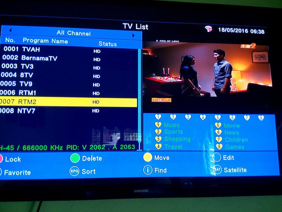 Menyediakan server/Power Vu,Cccam Skynet (AFTAR7) Dialog tv