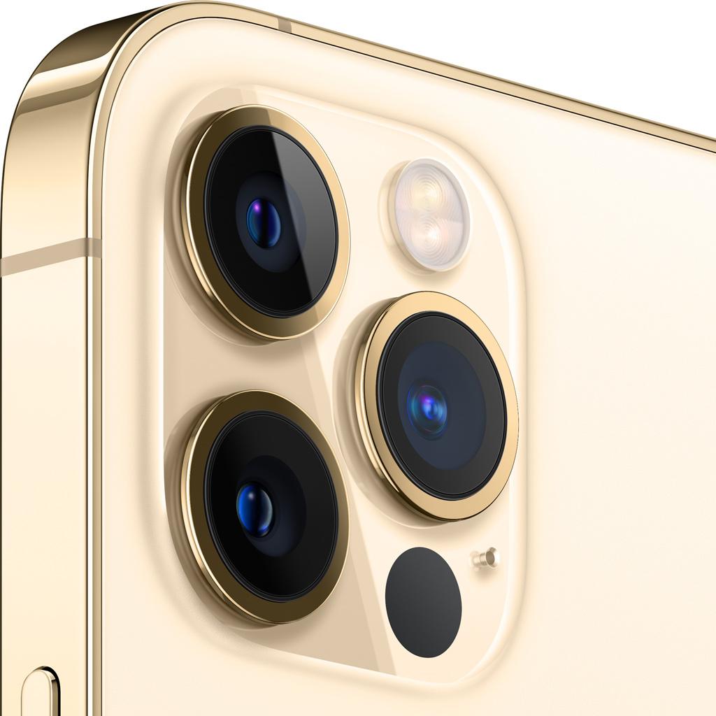 Điện thoại iPhone 12 Pro Max 256GB Vàng