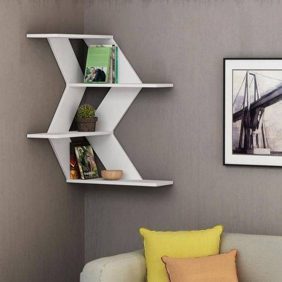 Modern Shelves Design: Best 50 Wooden Wall Shelves Design Ideas For Modern Homes 2019