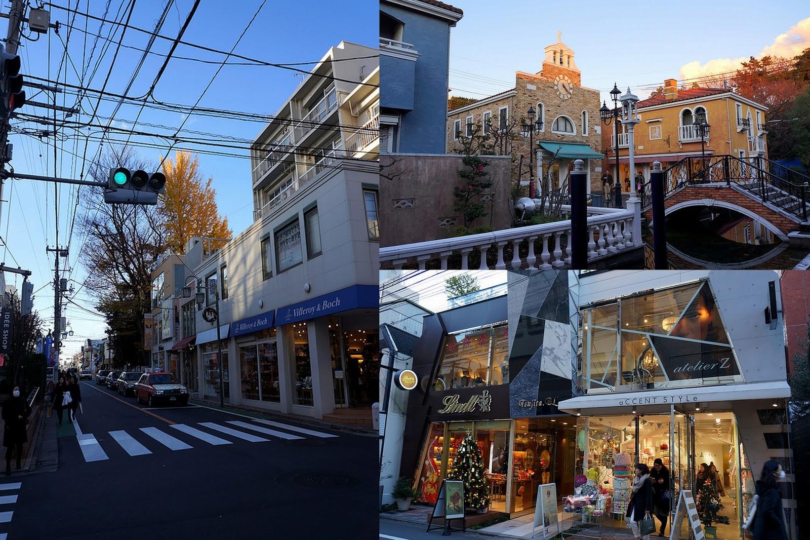 amia: 2014/12 深秋 東京 DAY5-2 漫步自由之丘