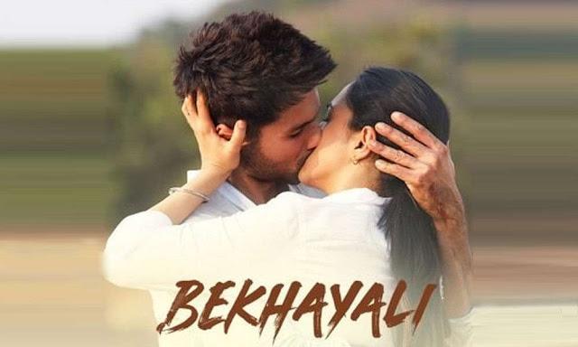 Bekhayali Lyrics in Hindi & English | Kabir Singh - Sachet Tandon