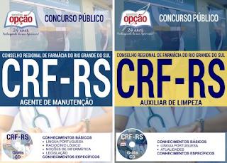 Apostila Conselho Regional de Farmácia RS 2017