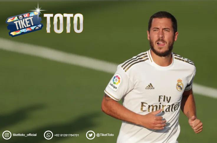 Baik dan Buruk Hazard di Madrid Menurut Roberto Martinez