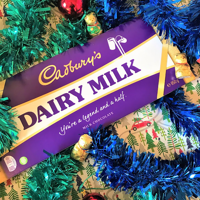 Cadburys Dairy Milk Chocolate Bar