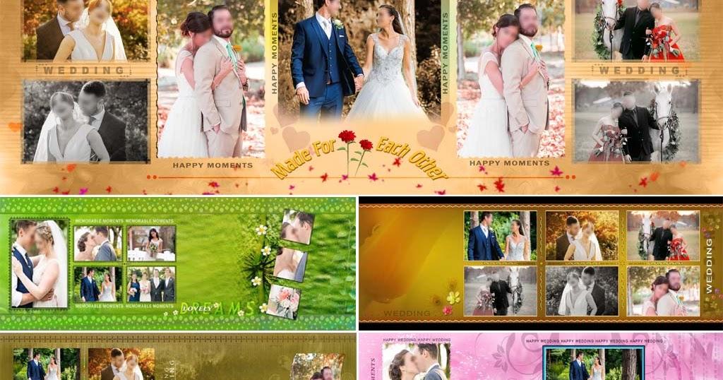 Pre Wedding Album Layout Design Psd Free Download - StudioPk