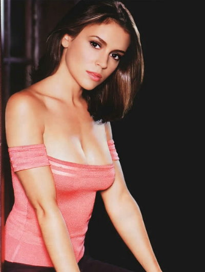 alyssa milano celebrities - photo #10
