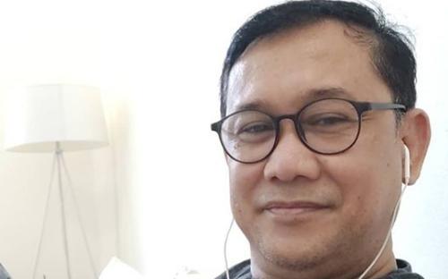 Denny Siregar Sentil PA 212: Gagal Deh Dapet Proyek Nasi Bungkus..