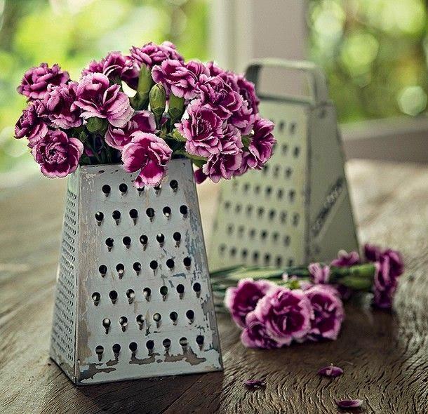 decor com flores